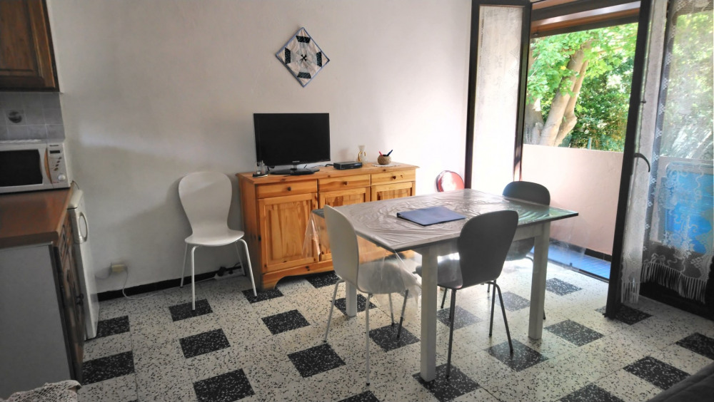 Holiday rentals Port-la-Nouvelle - Apartment - 2 persons - Washing machine - Photo N° 1