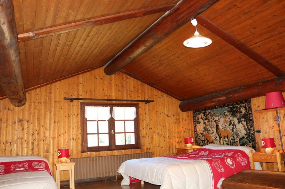 chambre commune 6 couchages