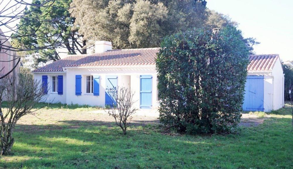Maison pour 5 pers., Noirmoutier-en-l'Île