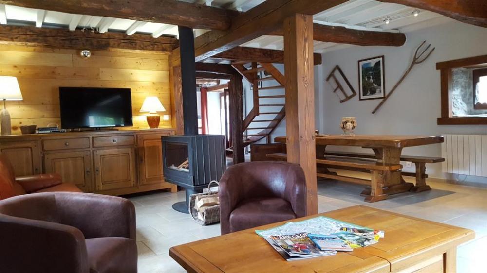Location vacances Aulus-les-Bains -  Maison - 8 personnes - Barbecue - Photo N° 1