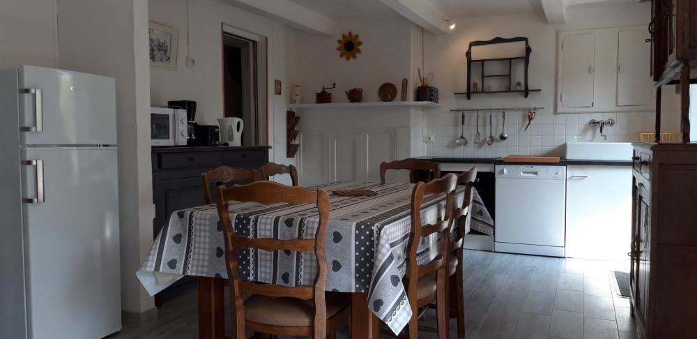 Location vacances Annoville -  Maison - 5 personnes - Barbecue - Photo N° 1