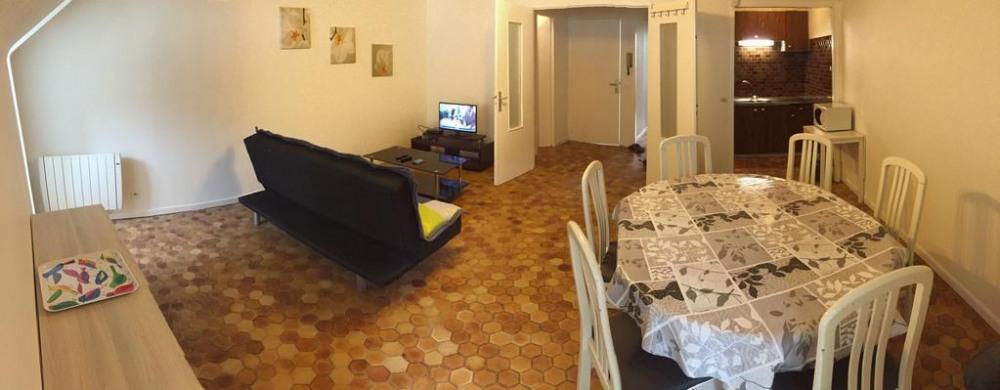 piece a vivre salon salle a manger 28 m²