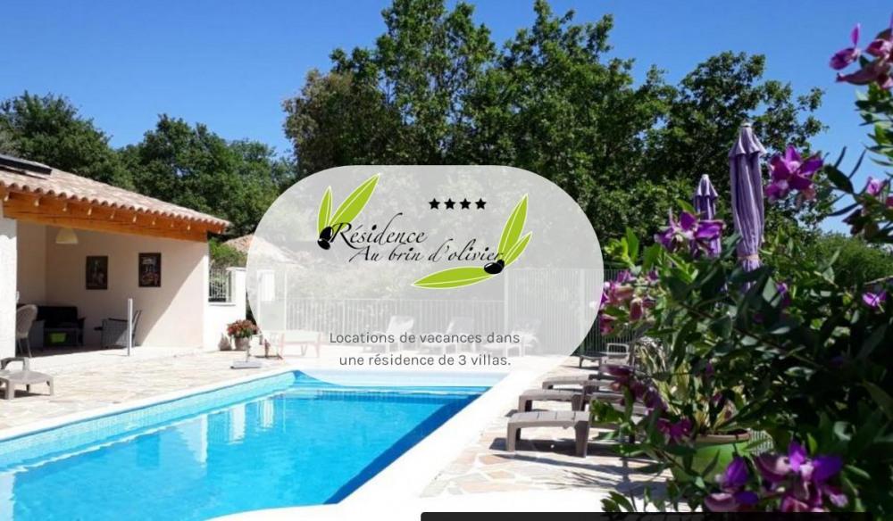 Location vacances Saint-Martin-d'Ardèche -  Maison - 7 personnes - Barbecue - Photo N° 1