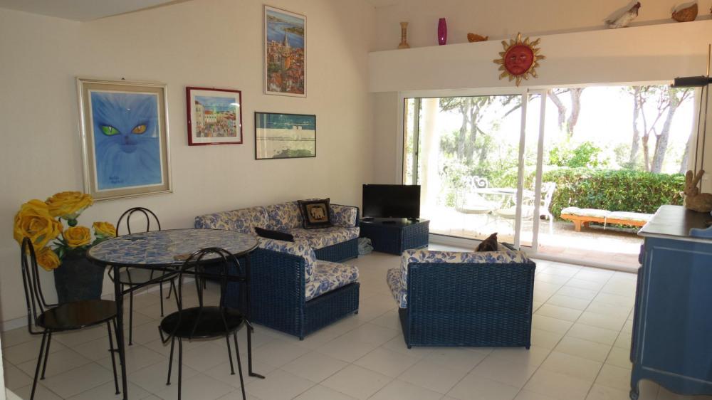 Location vacances Sainte-Maxime -  Maison - 6 personnes - Chaise longue - Photo N° 1