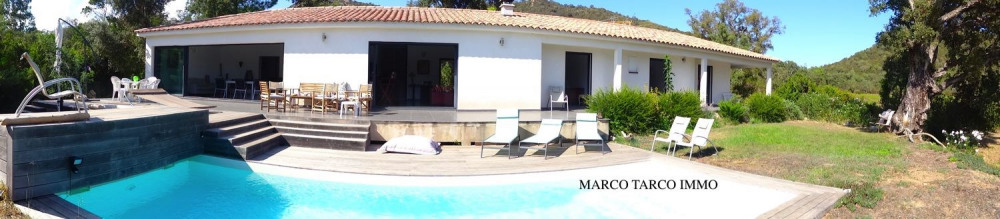 Holiday rentals Conca - House - 9 persons - Deck chair - Photo N° 1