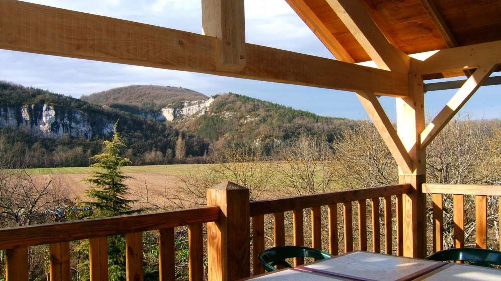 Ferienwohnungen Tour-de-Faure - Hütte - 3 Personen - Liegestuhl - Foto Nr. 1