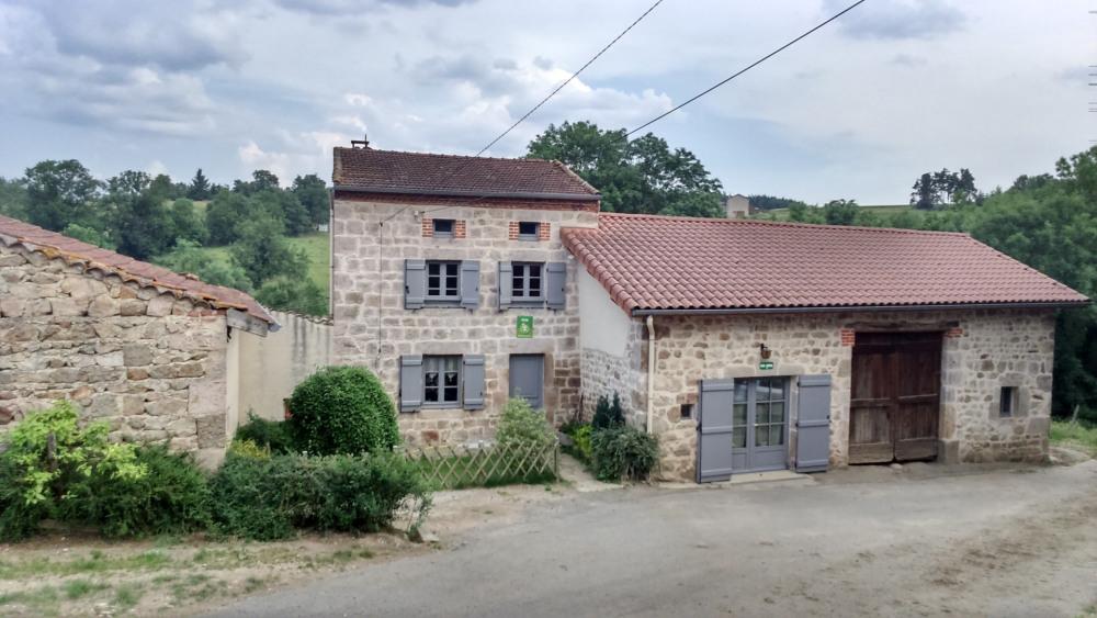 6 place cottage in the mountains of the drill - Saint Bonnet le Chateau