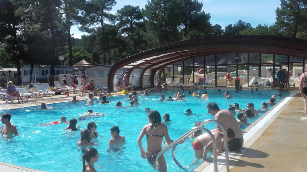 piscine ouverte