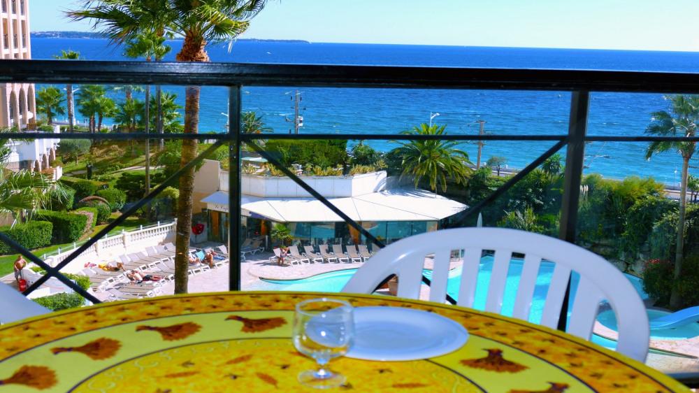 Location vacances Cannes -  Appartement - 4 personnes - Câble / satellite - Photo N° 1