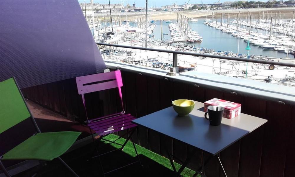 Studio pour 4 pers., Saint-Malo