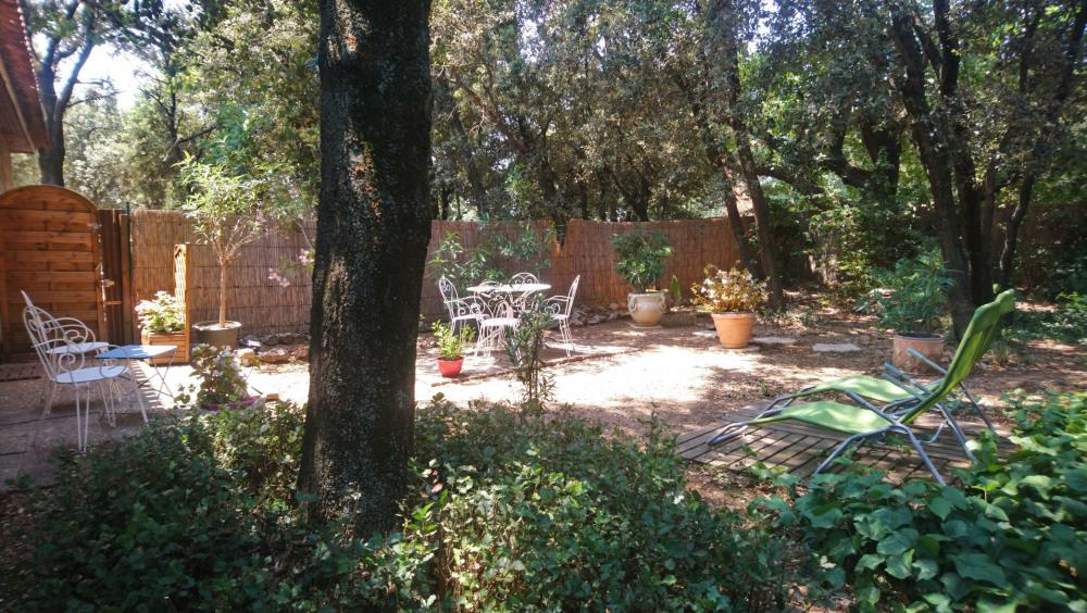 Holiday rentals Rochefort-du-Gard - Cottage - 4 persons - BBQ - Photo N° 1