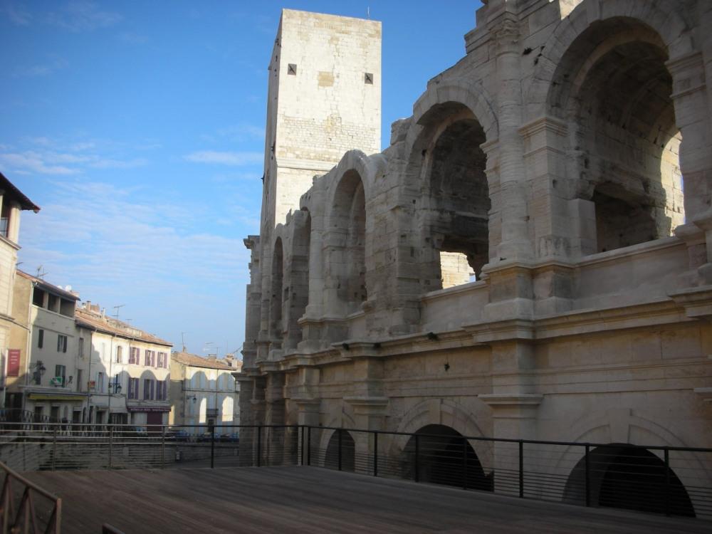 Les Arènes Romaines d'Arles