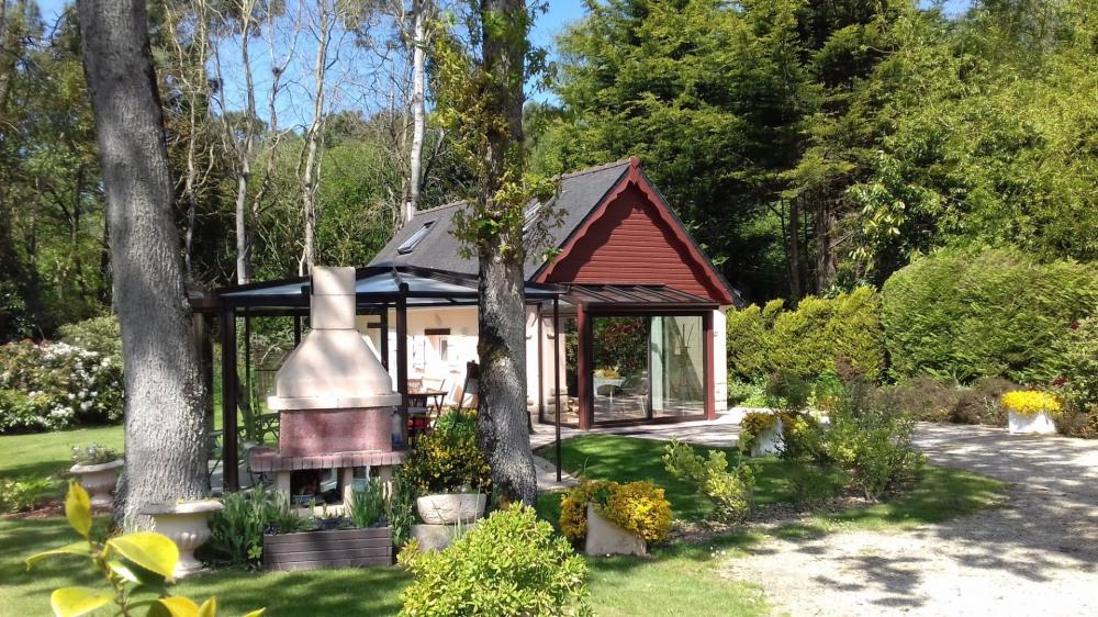 au Gite du Bois d'Amour - vacances de rêve- 2.5km dela mer- au calme- jardin 6750m2 - Plourivo