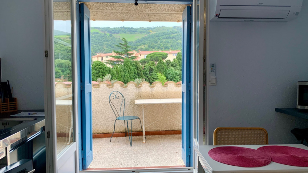 Location vacances Collioure -  Appartement - 2 personnes - Barbecue - Photo N° 1