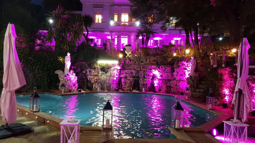 Location vacances Cannes -  Maison - 30 personnes - Barbecue - Photo N° 1