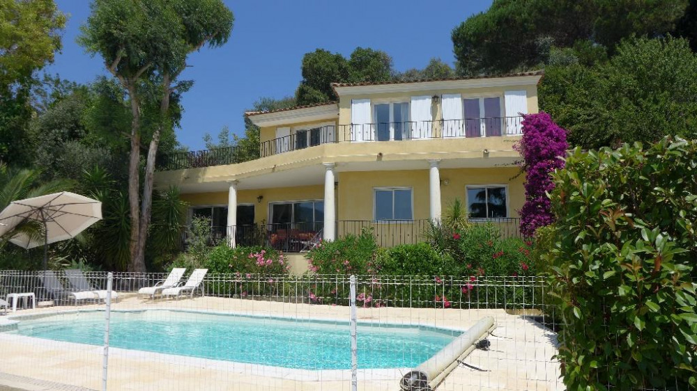 Location vacances Cannes -  Maison - 8 personnes - Barbecue - Photo N° 1