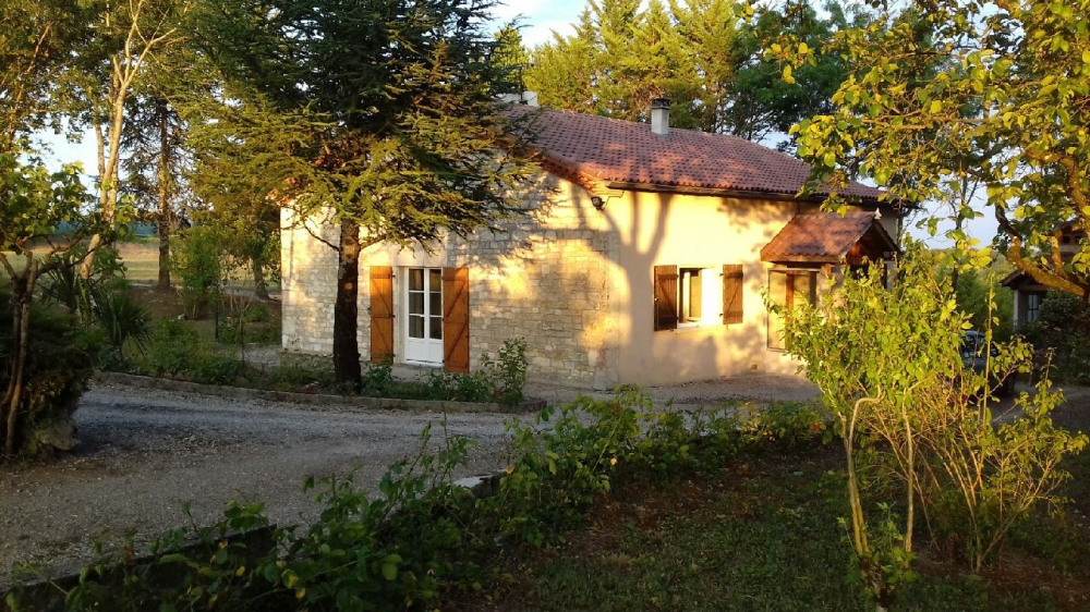 Holiday rentals Castelnau-Montratier - House - 6 persons - BBQ - Photo N° 1