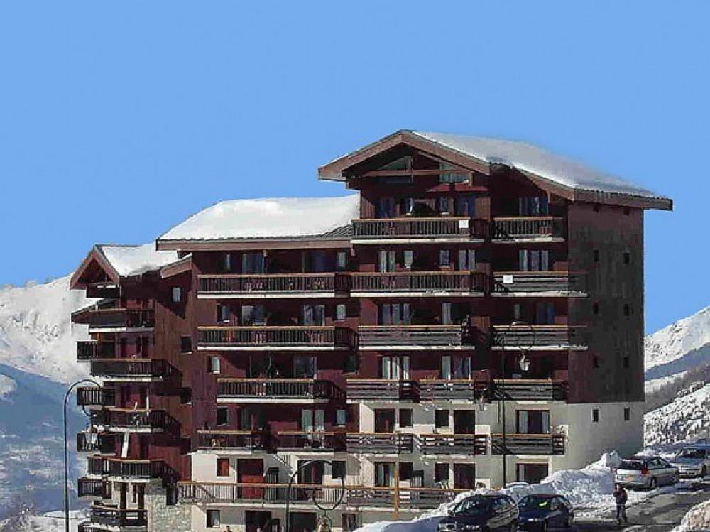 Balcons D'Olympie