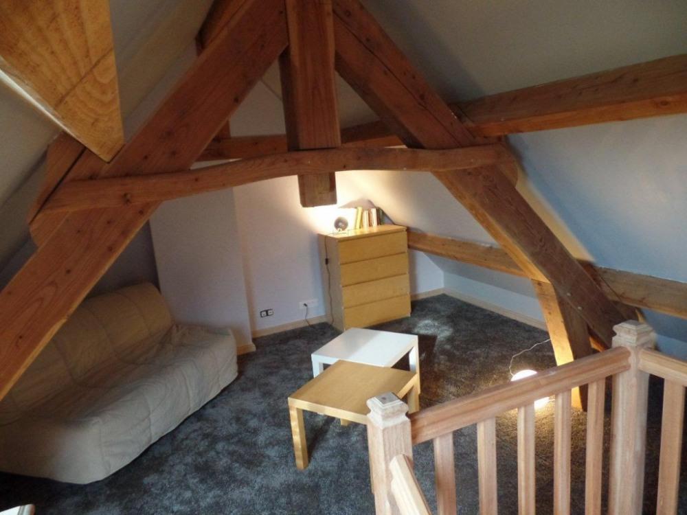 Gîte 2 chambre second étage