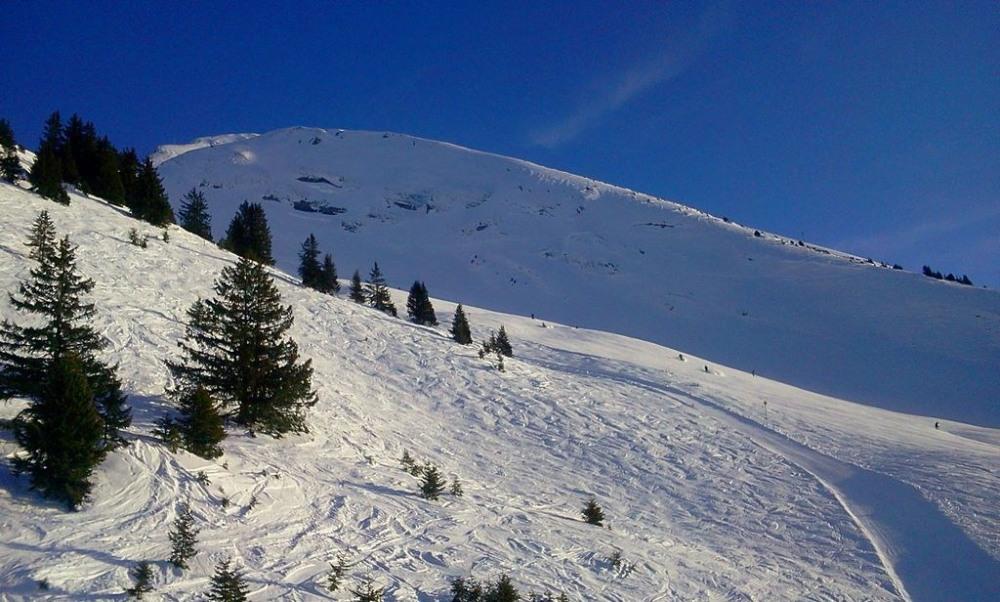 grand domaine skiable