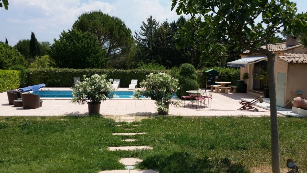 terrain piscine