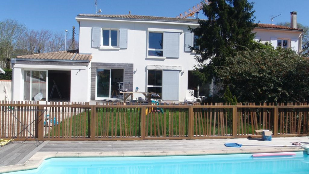 Location vacances La Rochelle -  Maison - 8 personnes - Barbecue - Photo N° 1