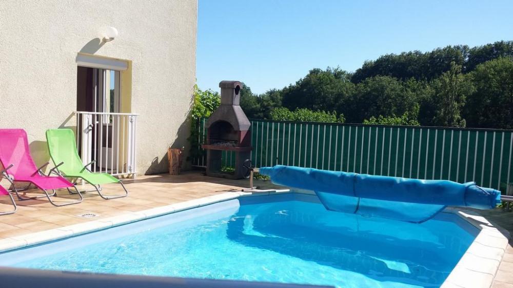 Affitti per le vacanze Cazes-Mondenard - Casa - 10 persone - Barbecue - Foto N° 1
