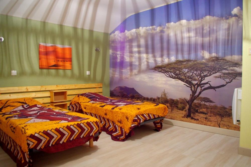 """La chambre """"Affrique"""""""