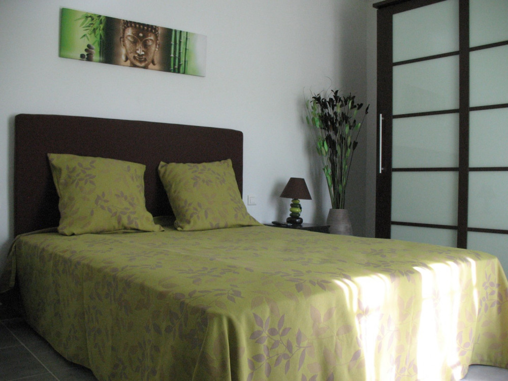 Villa chambre parentale (lit double)