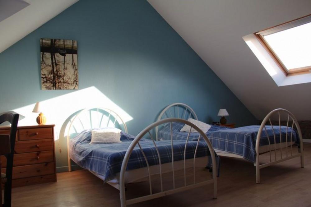 Chambre 2 lits 2ème étage
