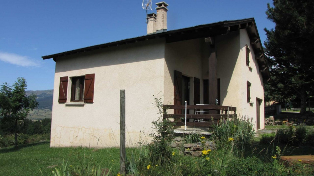Holiday rentals Formiguères - House - 6 persons - BBQ - Photo N° 1