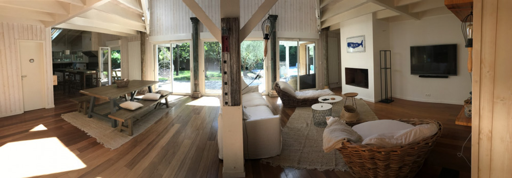 Holiday rentals Andernos-les-Bains - House - 16 persons -  - Photo N° 1