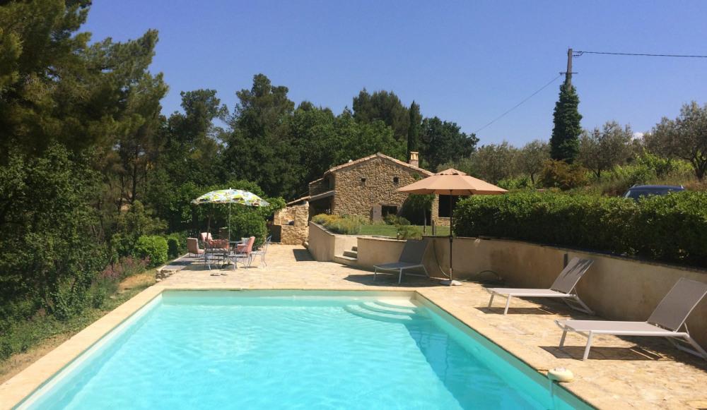 Calme et dépaysement assurés en Drôme Provençale !