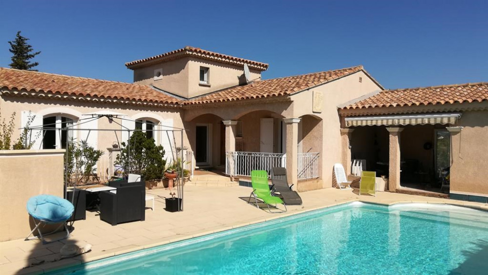 Holiday rentals Sainte-Cécile-les-Vignes - House - 8 persons - BBQ - Photo N° 1