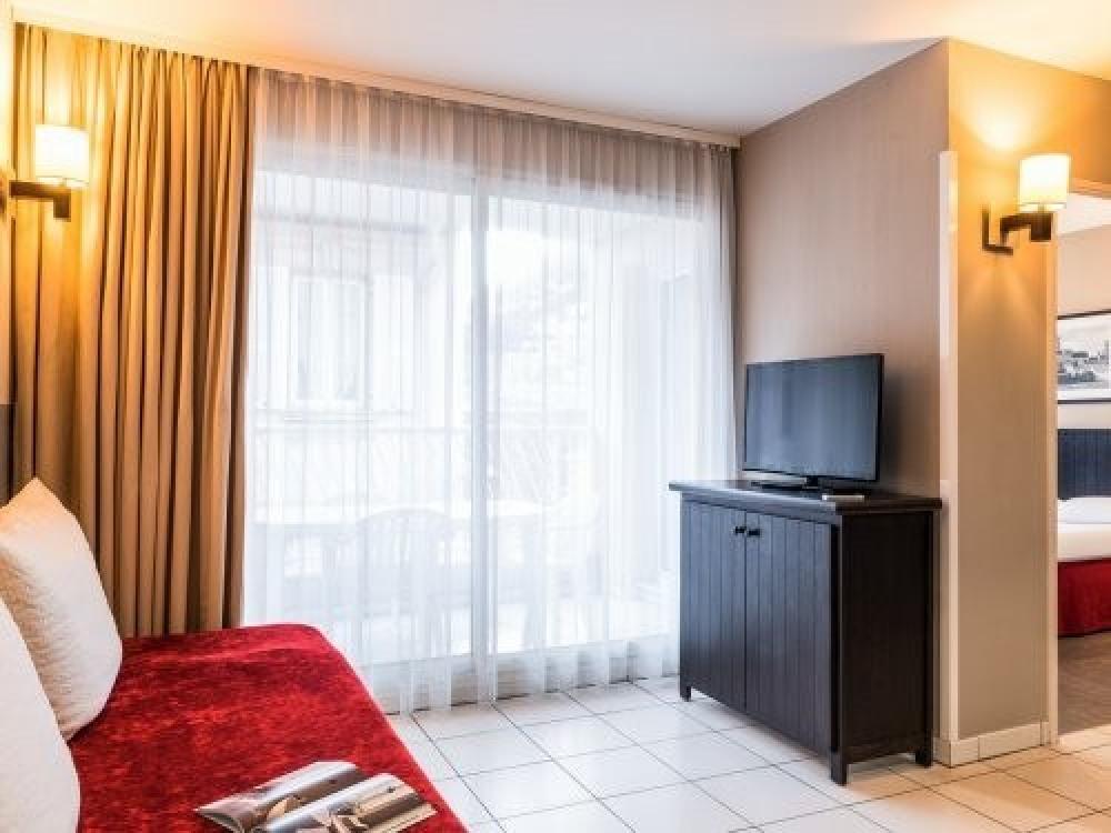Adagio Aparthotel Monaco Monte Cristo - Appartement 1 chambre 5 personnes