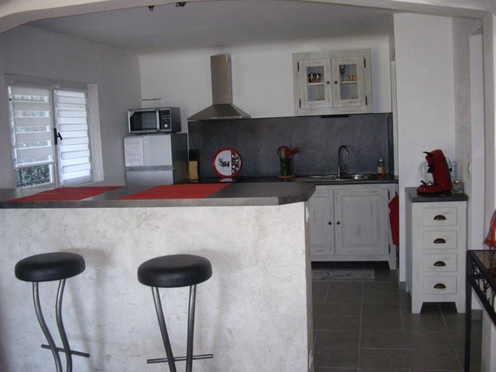 la cuisine studio LE PIN