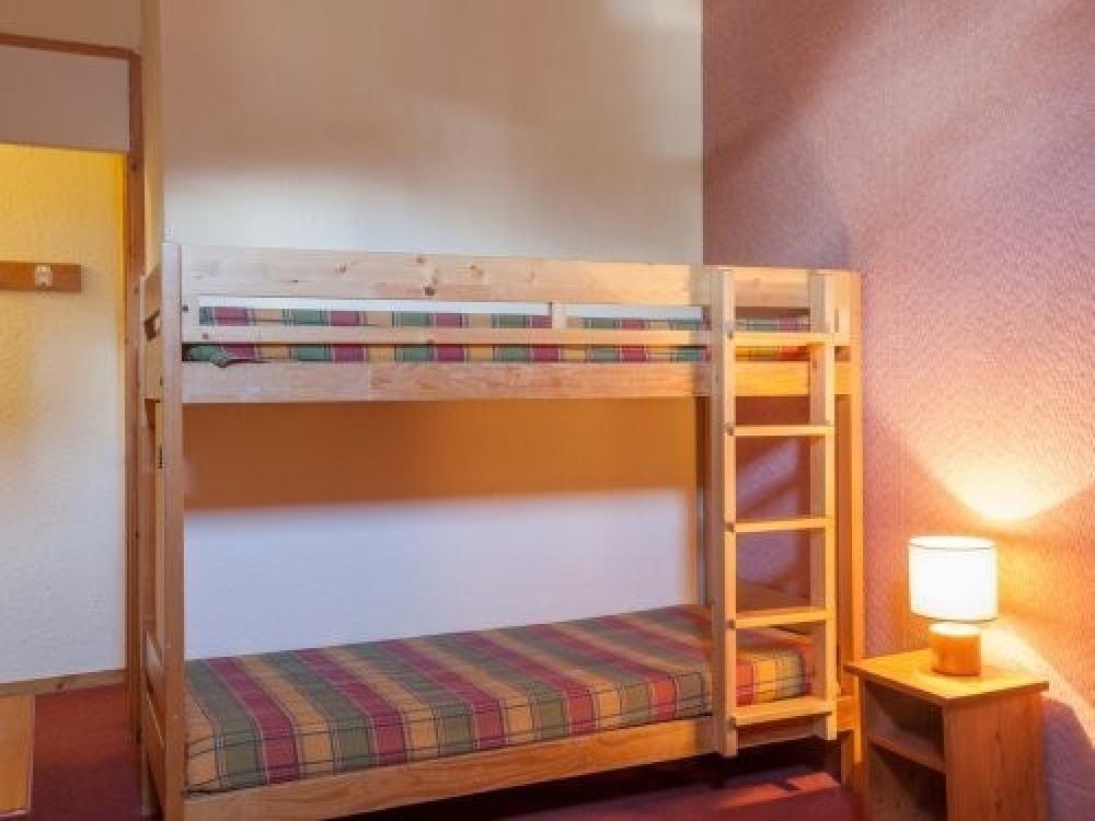 Résidence Les Chalets de Valmorel - Appartement 2 pièces 5 personnes