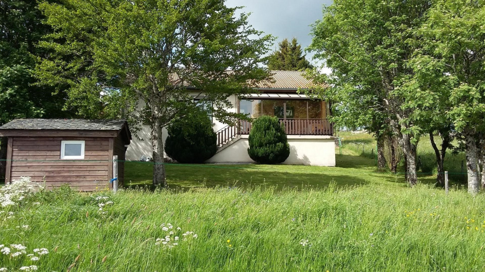 Holiday rentals Les Estables - House - 8 persons - Garden - Photo N° 1