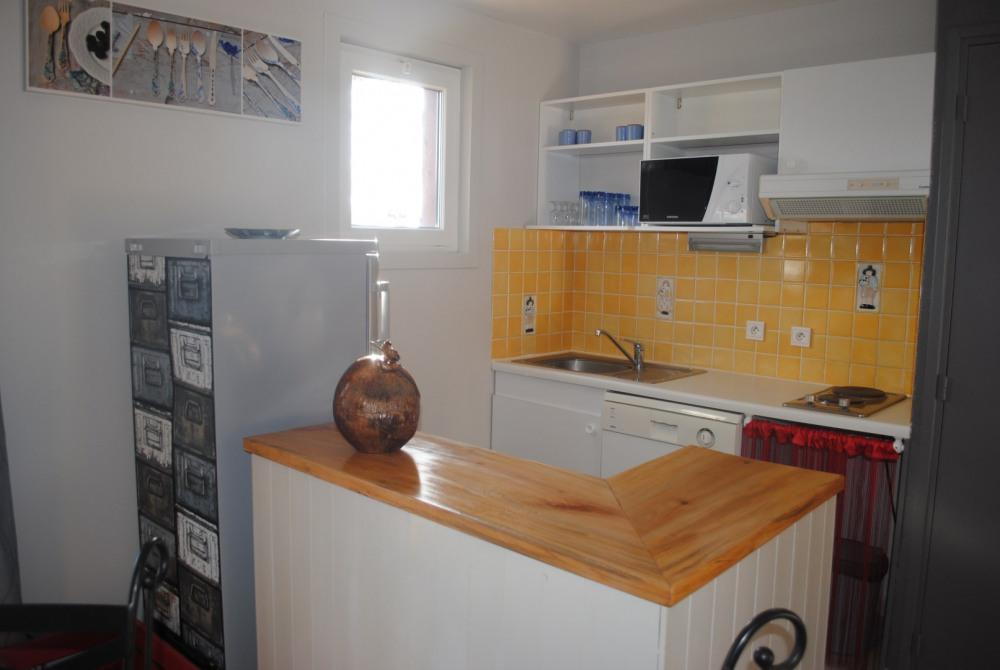Espace cuisine    maison  Pinson