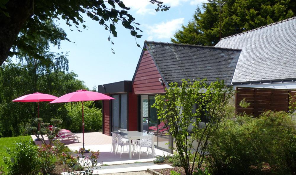 Location vacances Clohars-Carnoët -  Gite - 8 personnes - Barbecue - Photo N° 1