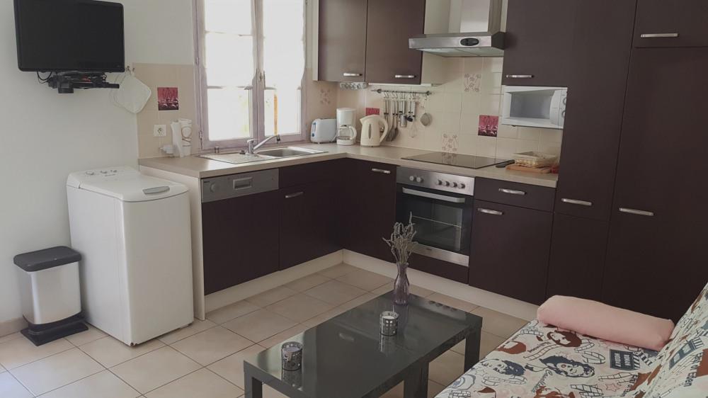 Alquileres de vacaciones Ventabren - Apartamento - 3 personas - BBQ - Foto N° 1