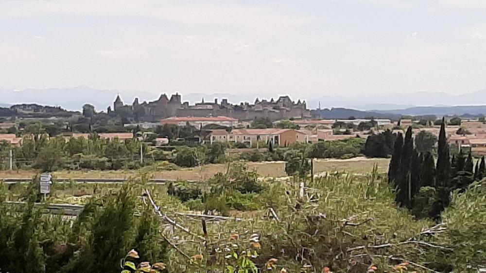 Location vacances Carcassonne -  Gite - 4 personnes - Jardin - Photo N° 1
