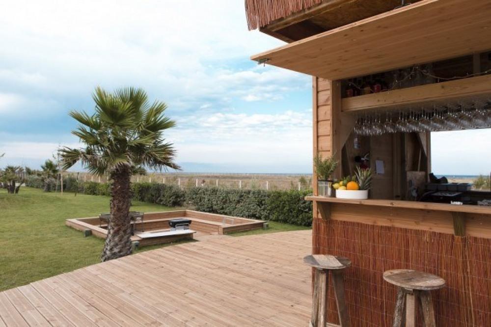 Camping Club Les Dunes 4* - Mobil-home Tamaris Clim - 3 chambres - 6 personnes
