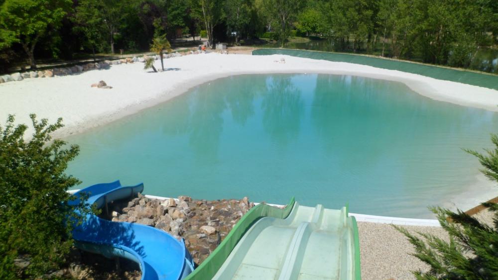Camping Le Plan d'eau St Charles