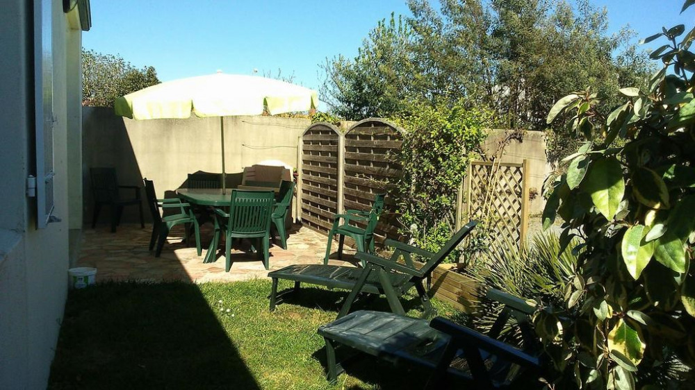 Holiday rentals Saint-Gilles-Croix-de-Vie - Apartment - 5 persons - BBQ - Photo N° 1