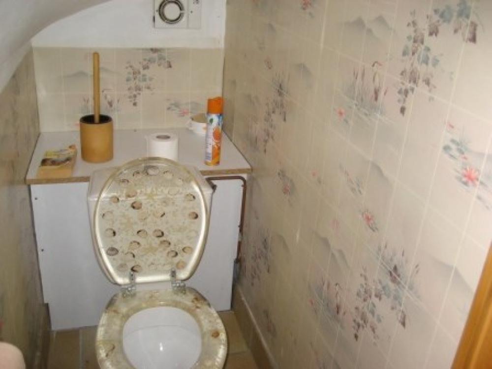 WC bas