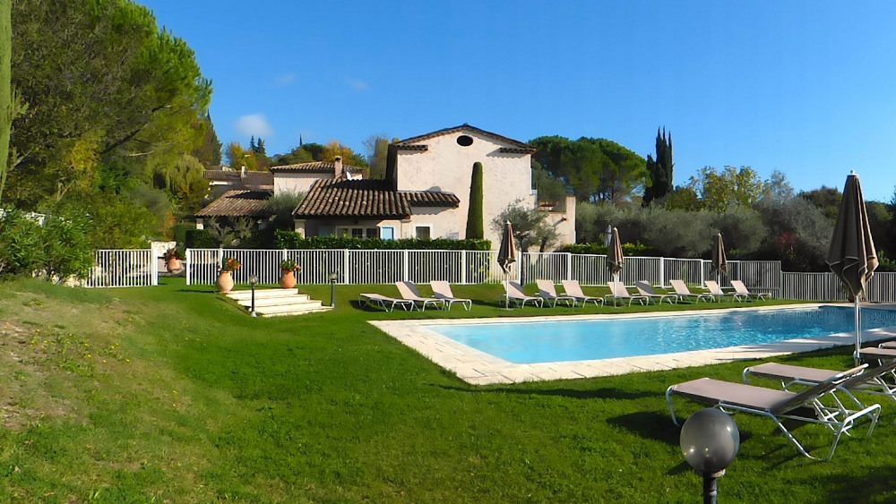 Saint Paul de Vence - Appartement 2 pièces 42 M2 dans villa piscine