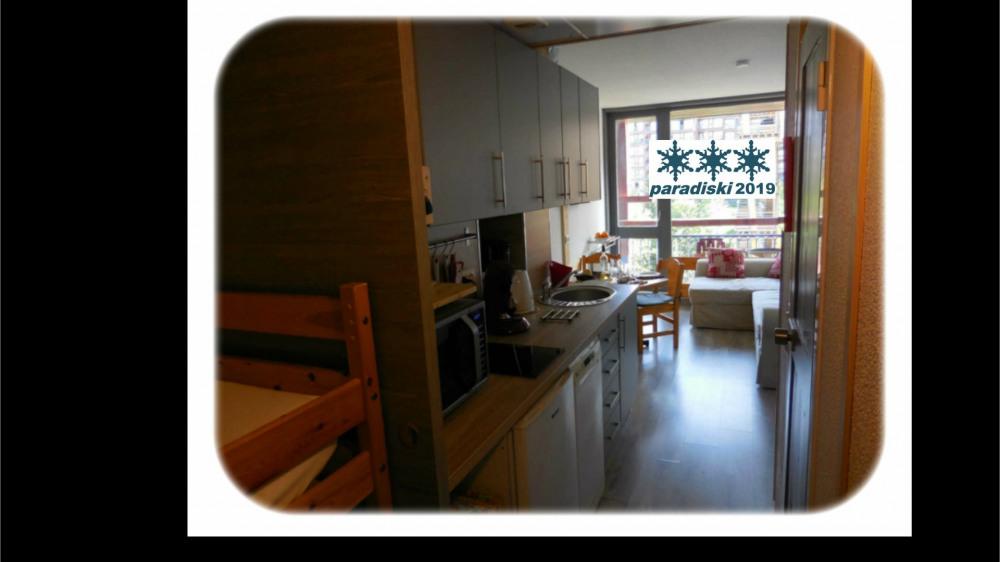 Location vacances Bourg-Saint-Maurice -  Appartement - 4 personnes - Câble / satellite - Photo N° 1