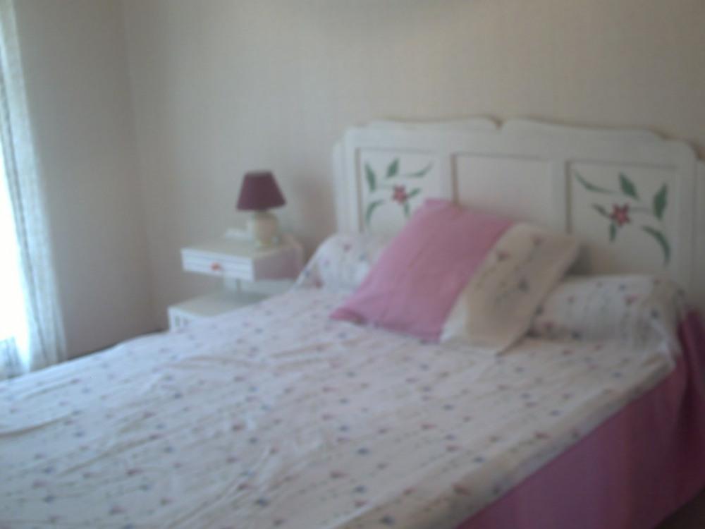 Chambre double avec placard encastré