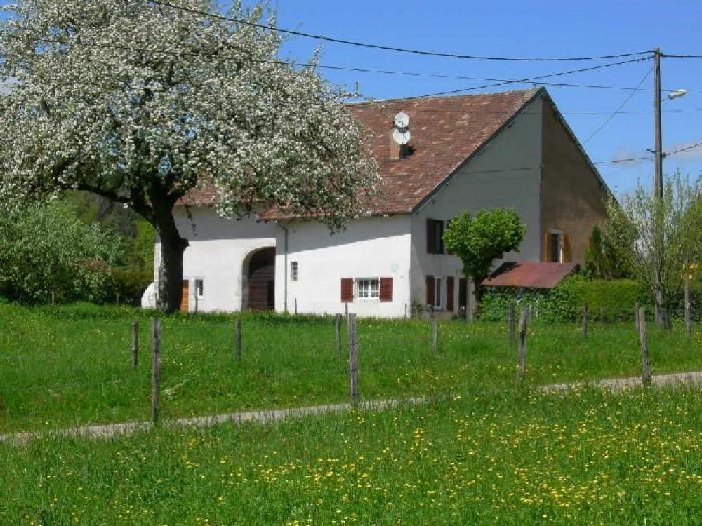 Detached House à BOURG DE SIROD